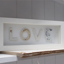 Love frame