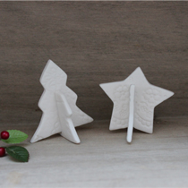 Christmas standing decoration