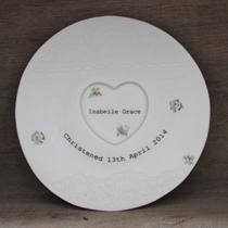 Personalised plate