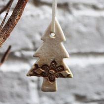 Small Christmas tree decoration