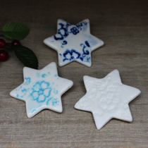 Star mini brooch
