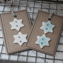 Star button card